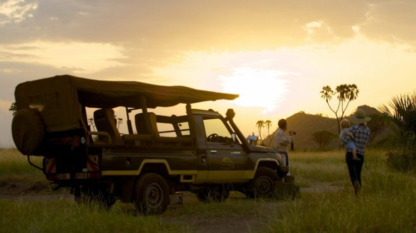 Luxury Safari in Meru National Park