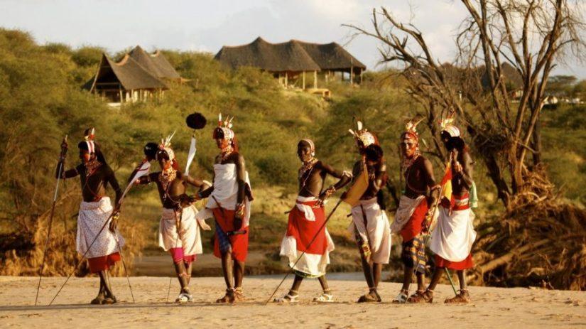 Luxury Safari in Samburu National Park