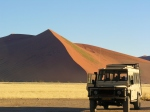 Road trip through Namibia