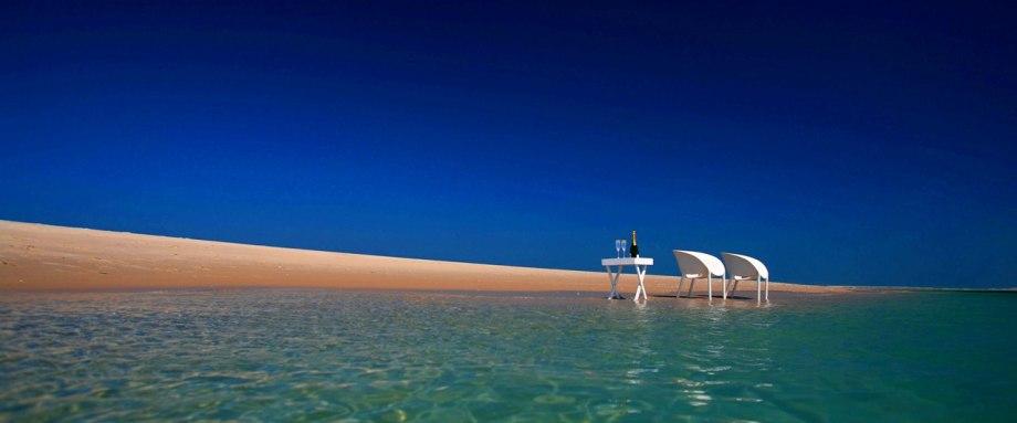 Private Islands in Momzabique