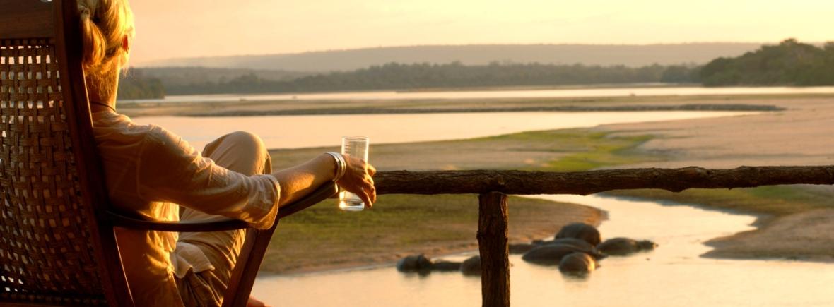 Luxury Safari in Tanzania- where else to go but Sand Rivers?