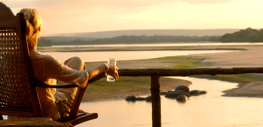 Luxury Safari in Tanzania- where else to go but Sand Rivers?