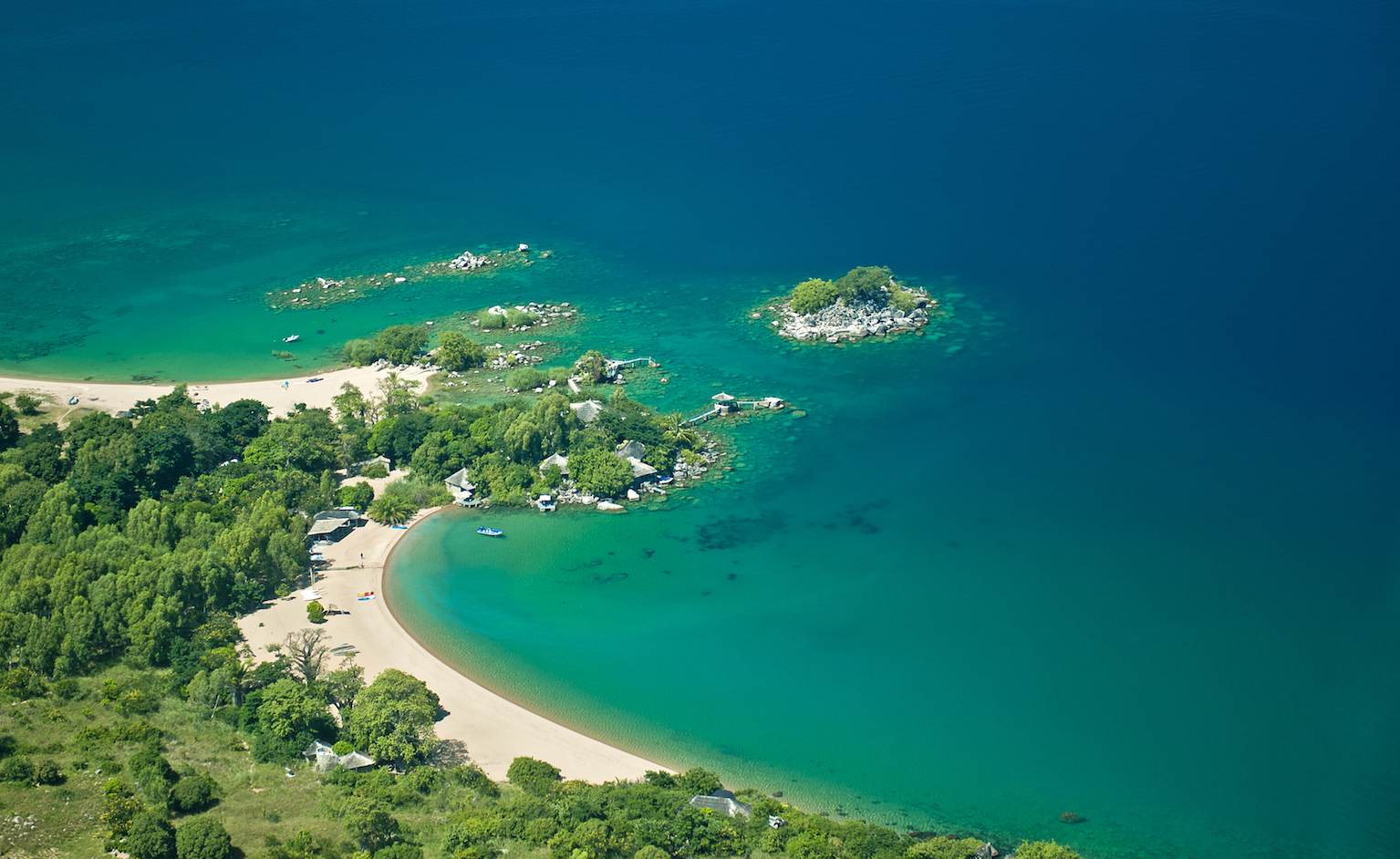 Relax on Lake Malawi