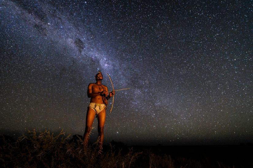 Safari in the Kalahari