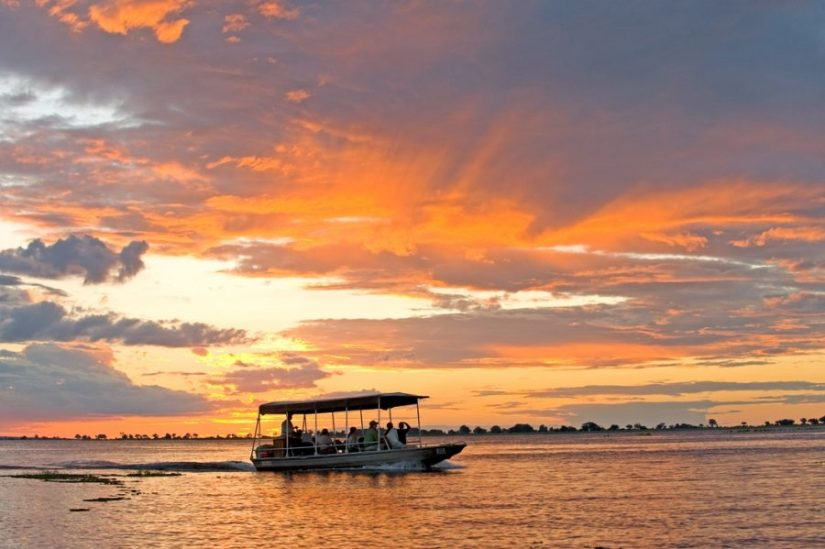 Luxury safari in Chobe National Park
