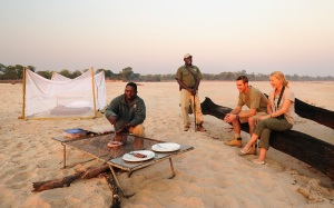 Fly Camping with Norman Carr Safaris