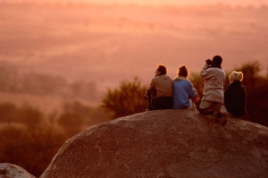 Sundowner at Lamai Serengeti