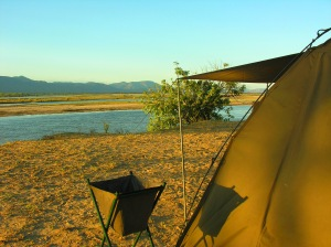 Adventure Camping on Safari