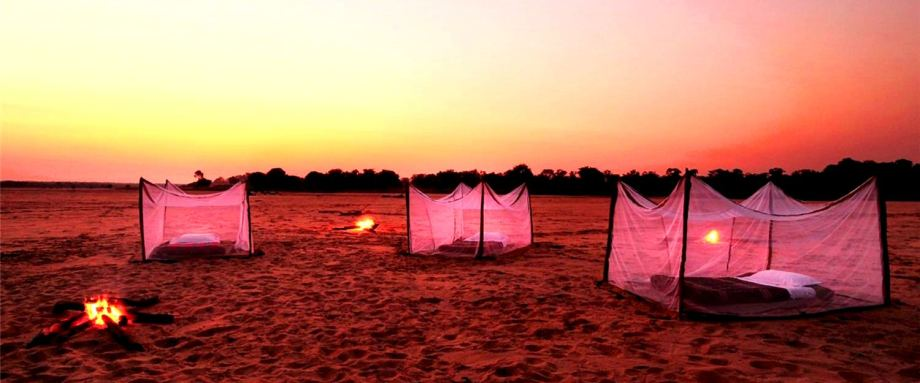 Fly Camping in Zambia with Norman Carr Safaris