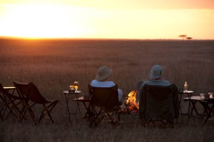 Happy Clients on safari