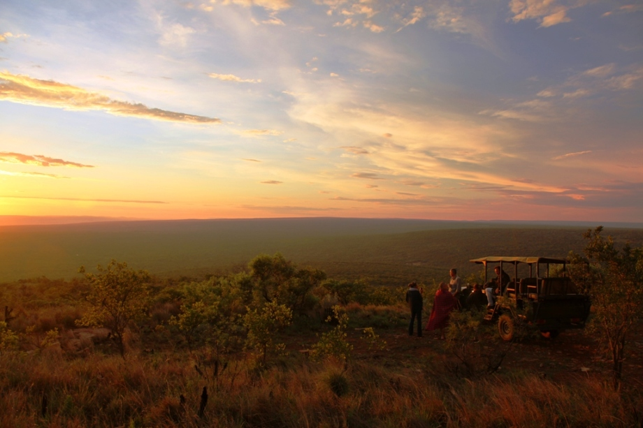 Sundowner at Ants, South Africa