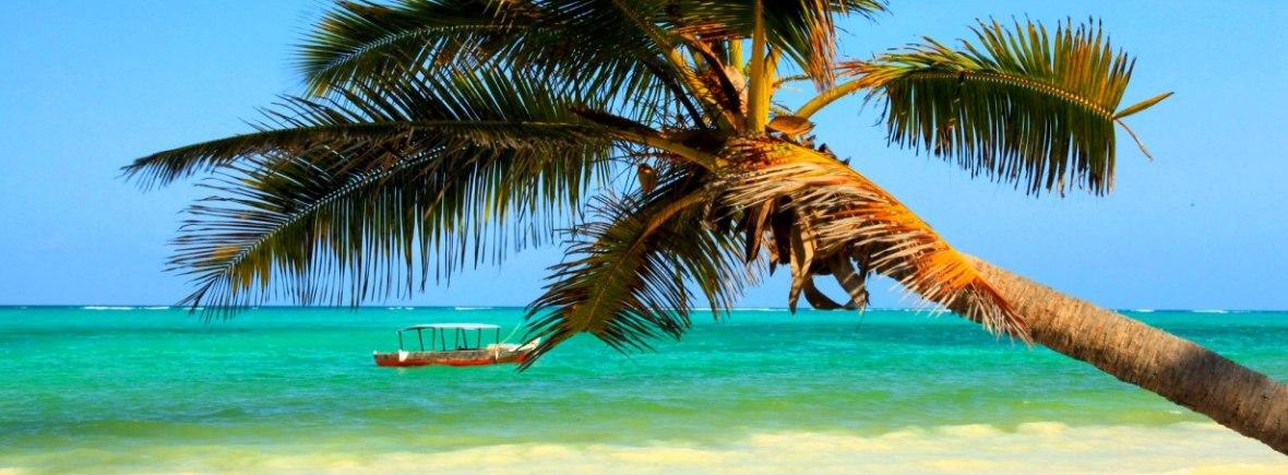 Barefoot beach honeymoon at Echo Beach Hotel Zanziibar