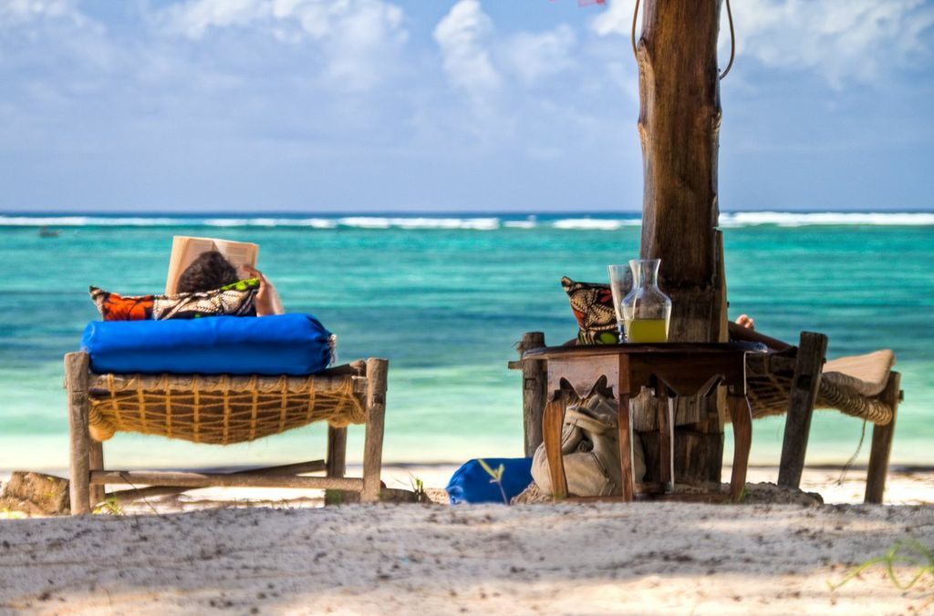 Luxury Beach Holiday on Zanzibar