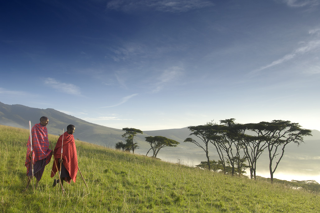 Luxury Safaris to Ngorongoro Crater