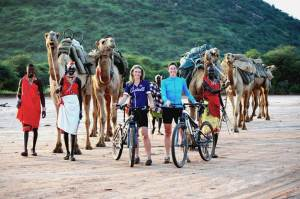 Mountain Bike Safari in Kenya