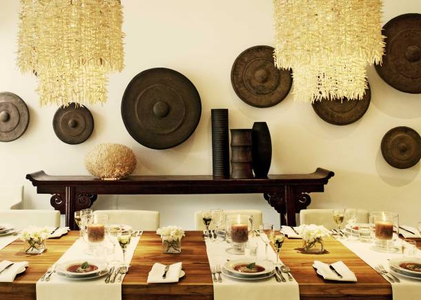 Dining Room the Oyster Bay Dar Es Salaam