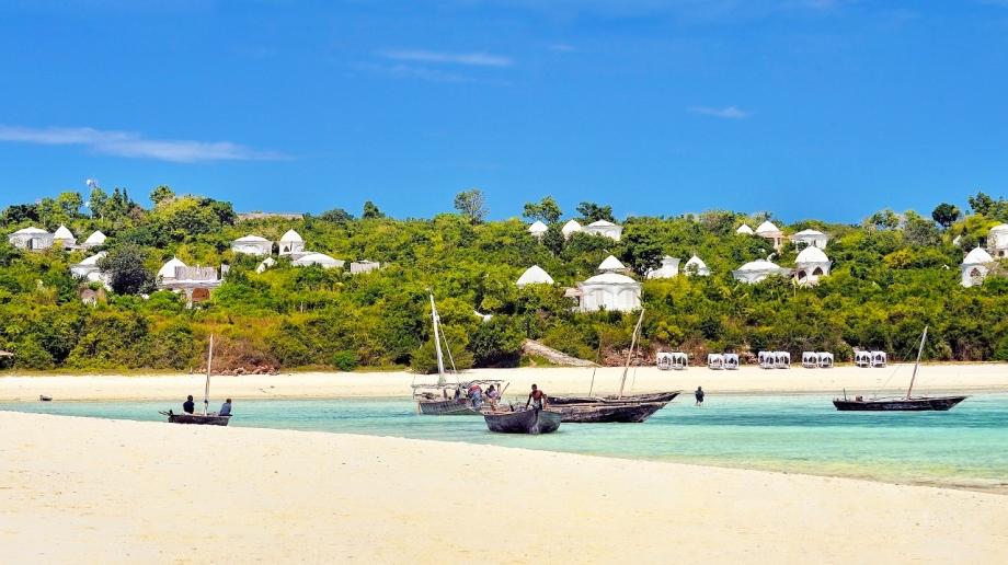 Luxury Beach Holiday on Zanzibar