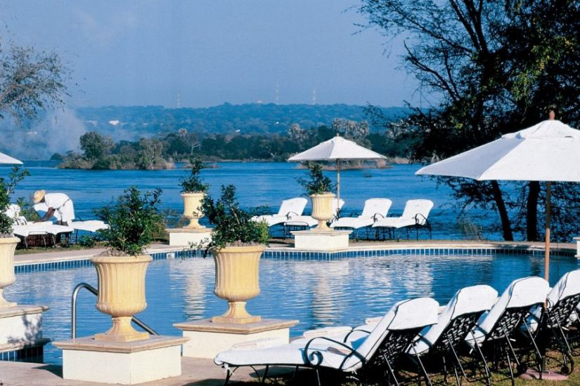 Royal Livingstone Victoria Falls