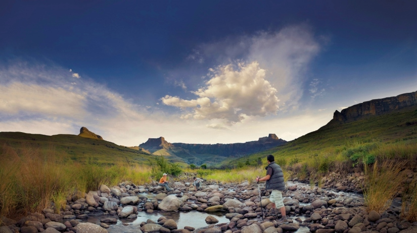 Drakensburg Mountains, Kwa Zulu Natal