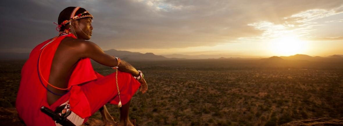 Luxury Safari at Sasaab, Samburu National Park