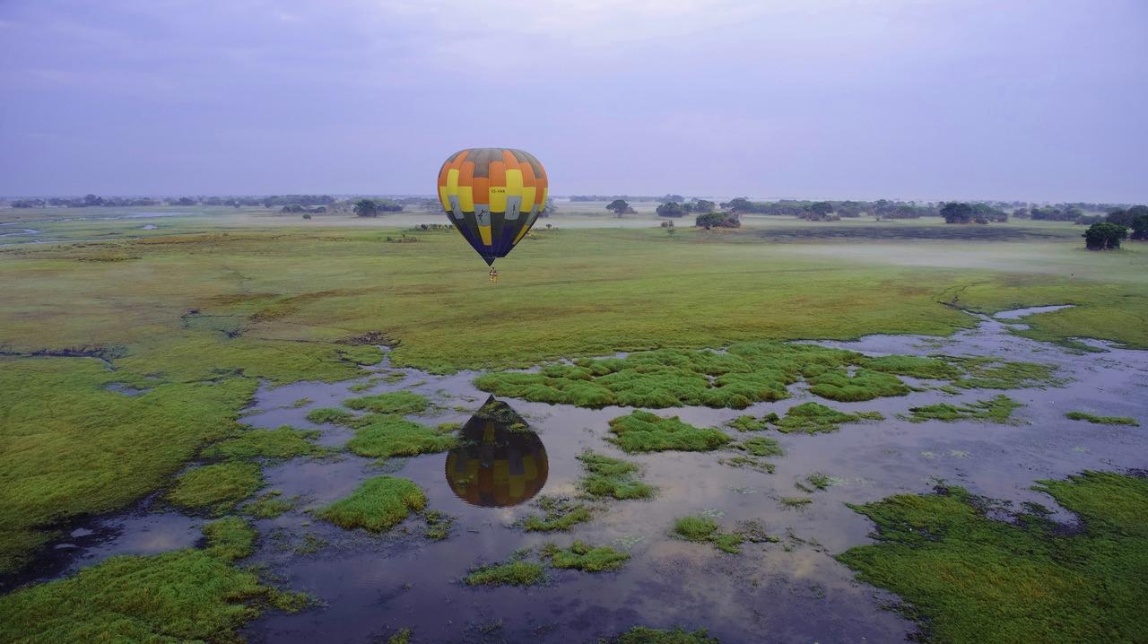 Luxury  Safari in Kafue