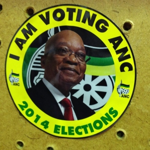 "7th May- Would you vote ANC? Kwa Zulu Natal is a stronghold for Jacob Zuma and the ANC. While the party still has a strong following from the anti-apartheid struggle, as South Africa celebrates 20 years of free elections, there's growing resentment against public funding of ""security upgrades"" to Zuma's personal home and frustration at perceived corruption."