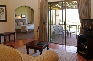 Room at Montusi Mountain Lodge