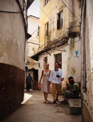 Exploring Stone Town from Zanzibar Serena Inn