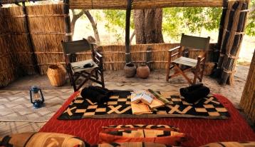 Room at Mwaleshi