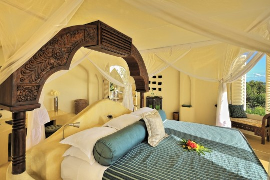 Luxury honeymoon at Kilindi