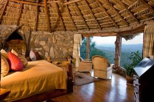 Bedroom at Ol Malo