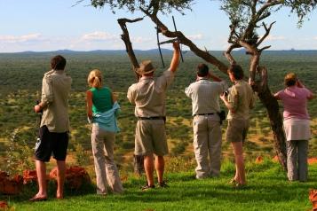 Family Safari in Namibia