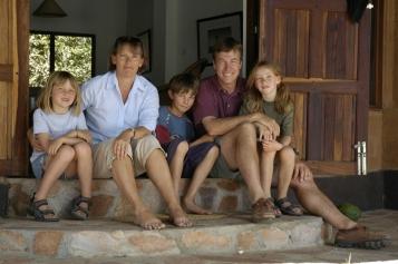 Family Safari in Zambia