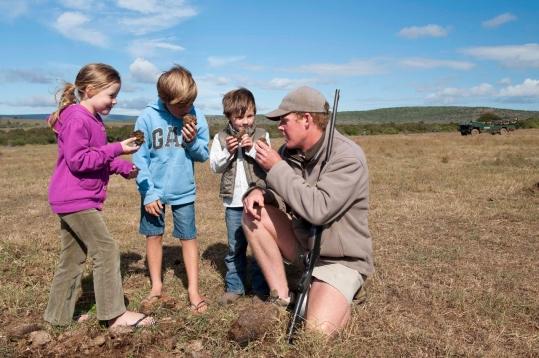 Family Safari in South Africa