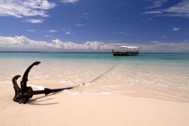 Maziwe Island, Pangani