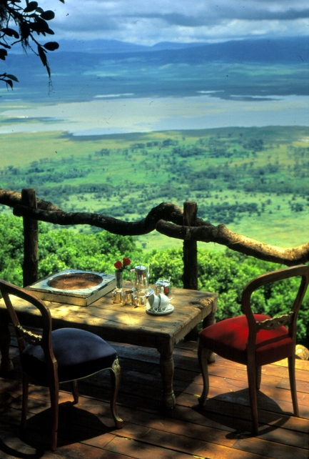 Crater View from Ngorongoro Crater Lodge
