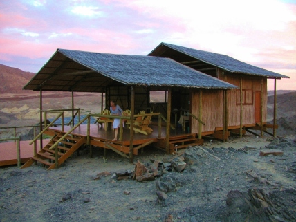 Accommodation with Skeleton Coast Safaris