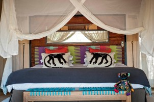 Tented Villa at Azura Selous