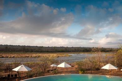 Pool at Azura Selous