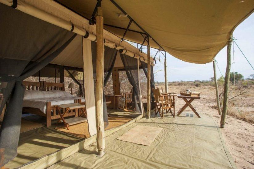 Tent at Kigelia Ruaha