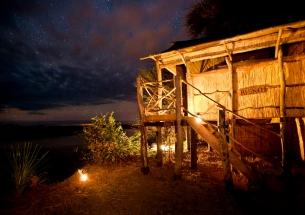 Chalet at Island Bush Camp