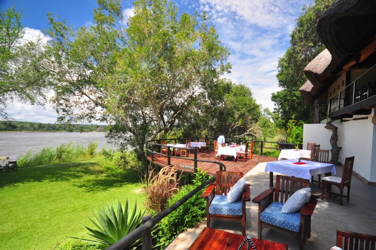 Gardens at Waterberry Lodge, Victoria Falls