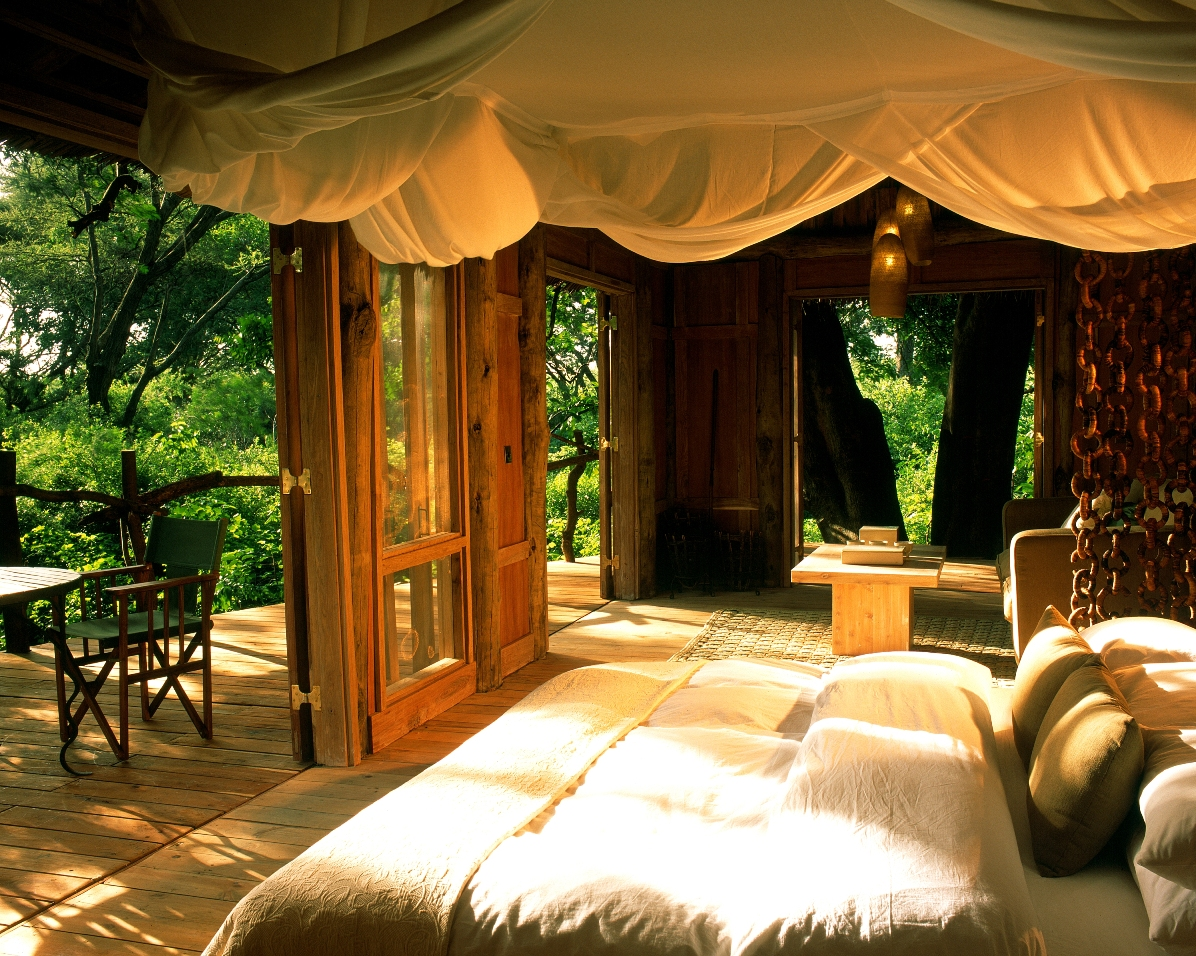 Treehouse at Lake Manyara Tree Lodge