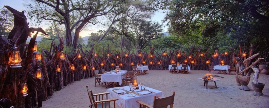 Boma at Lake Manyara Tree Lodge
