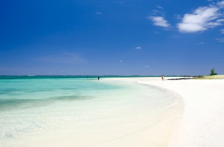 Luxury beach holiday in Mauritius