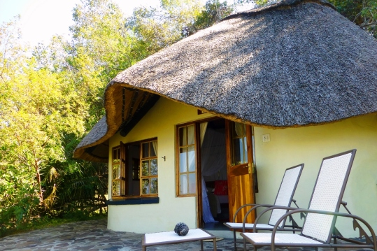 Cottage at Waterberry Lodge, Victoria Falls