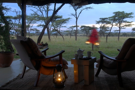 Evenings at Kicheche Bush Camp