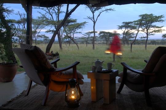 Evenings at Kicheche Bush Camp
