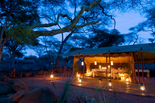 Offbeat Meru Safari Camp