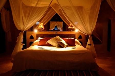 Bedroom at Matemwe Retreat